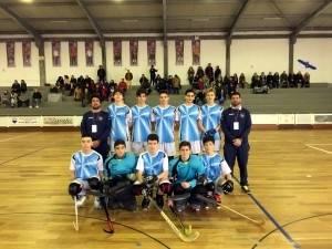 Selección Galega Sub-15 de Hóckey sobre Patíns