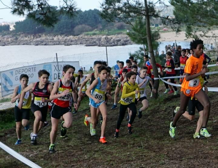 Yellow Tsunami no Galego de Cross...!!!