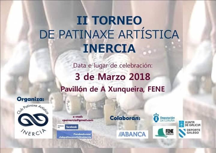 TORNEO PATINAXE ARTISTICA INERCIA
