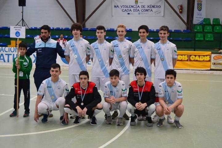 Galicia gaña a sétima edición do Torneo Luso-Galaico de Hockey sobre Patíns celebrado en Ordes os días 2 e 3 de xuño