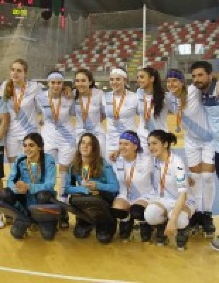 Galicia, subcampeona de España en el Campeonato de Selecciones Autonómicas disputado en A Coruña