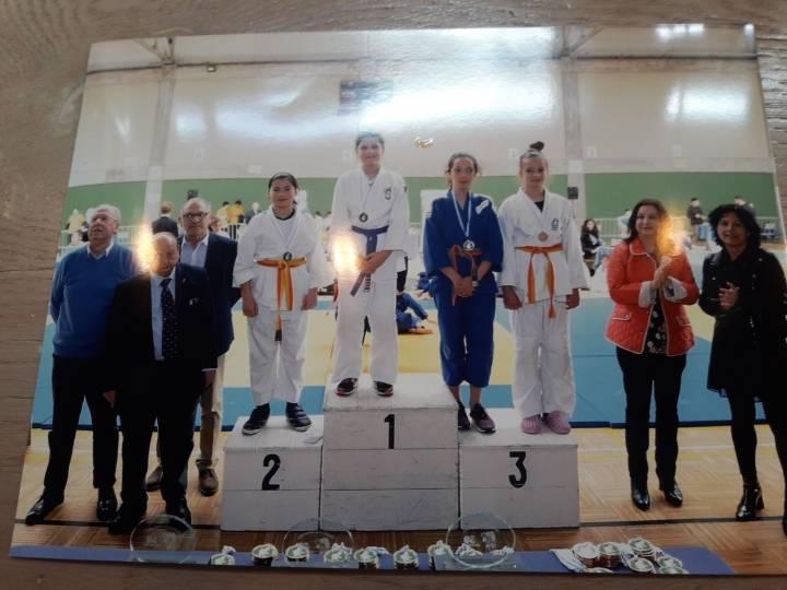 XXXIX Liceo La Paz De Judo