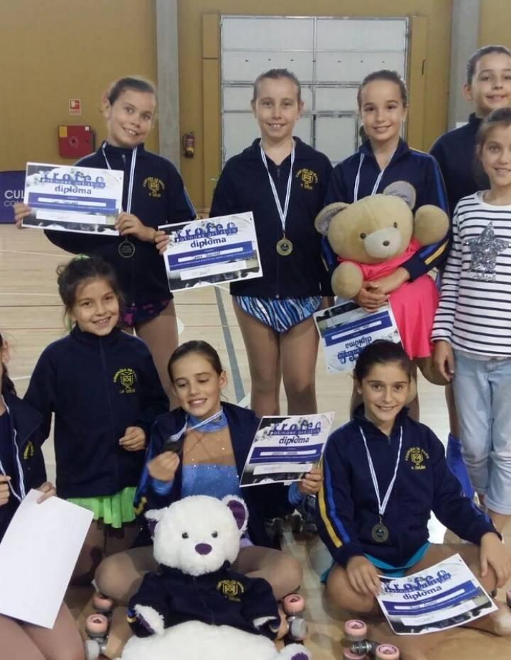 Participación en el II Trofeo Aura y en la III Fase del Campeonato de Niveles