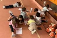 GRAN ACEPTACIÓN DEL MINI CAMPUS DEPORTIVO DE NAVIDAD PARA EDUCACIÓN INFANTIL