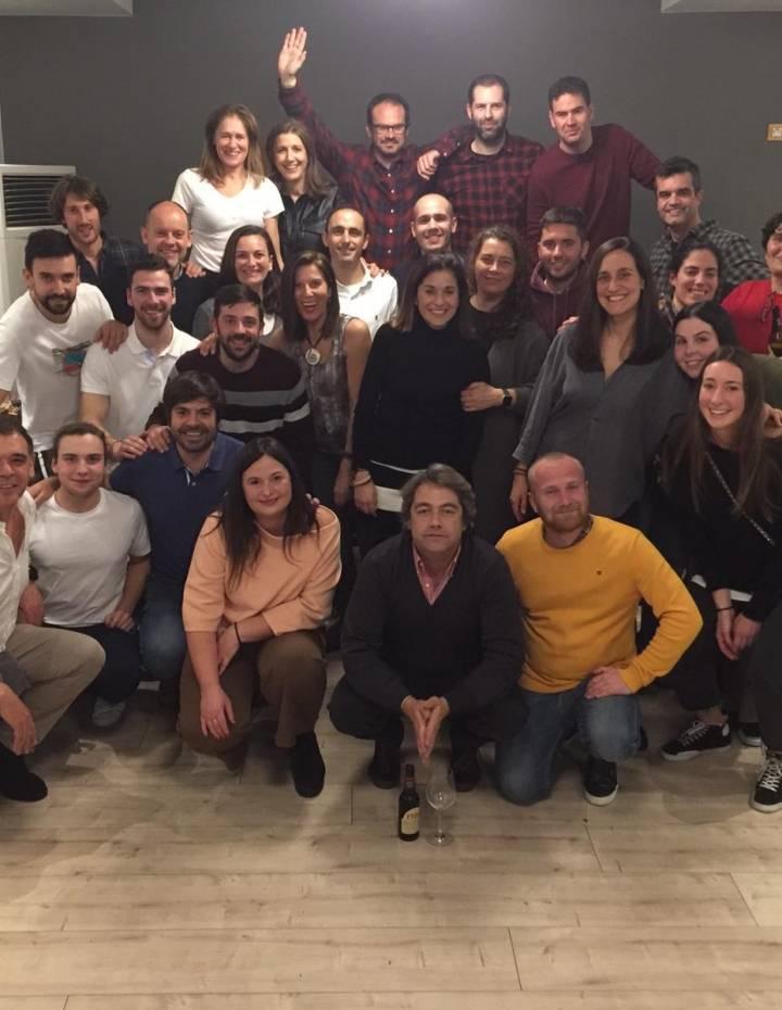 CENA NAVIDAD CLUB COMPAÑÍA DE MARÍA