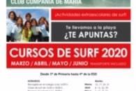 NUEVA ACTIVIDAD DE SURF EN EL CLUB