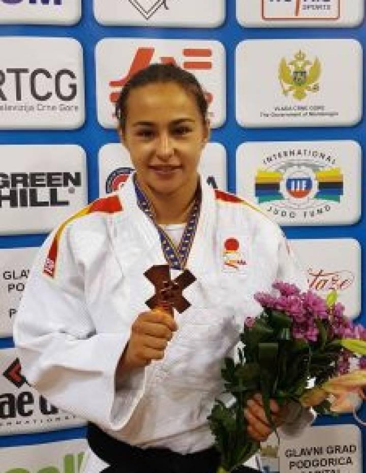Tecla Cadilla bronce en el Europeo Sub-23 de Judo (10-12 noviembre, Podgorica - Montenegro)
