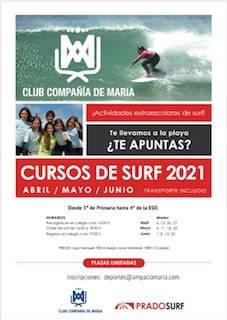 INSCRIBETE A LA ACTIVIDAD DE SURF