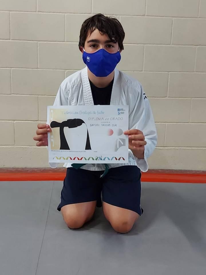 Judo fin de curso