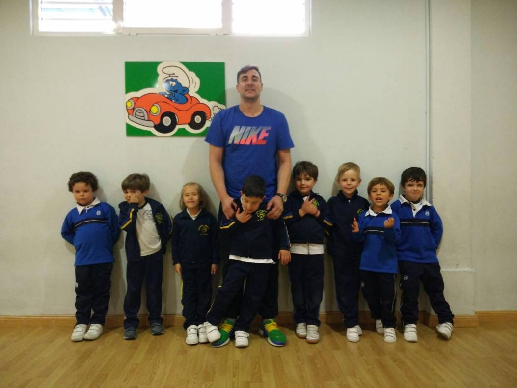 Escuela Deportiva Grupo 1