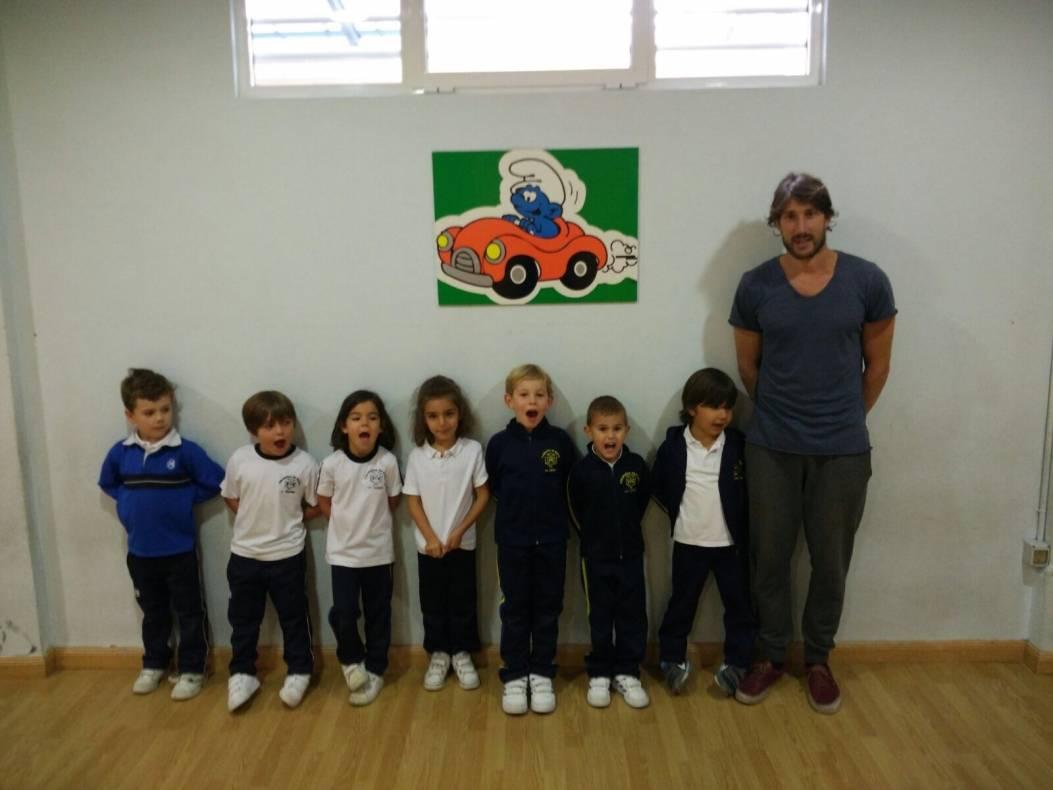 Escuela Deportiva Grupo 2