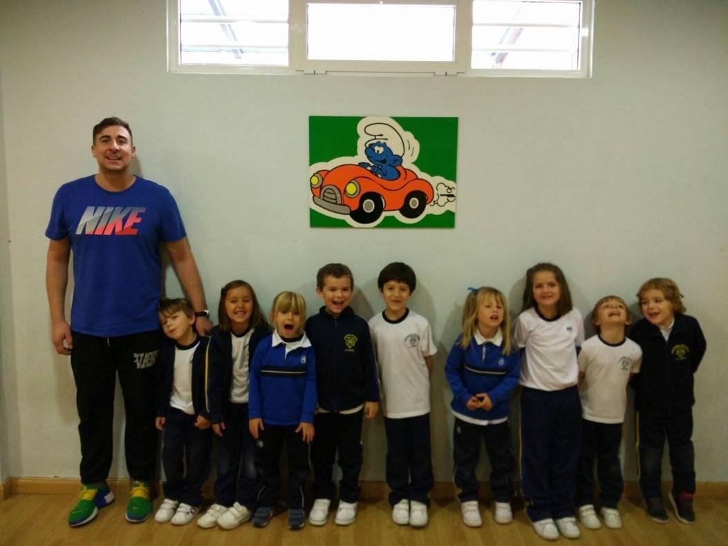 Escuela Deportiva Grupo 3